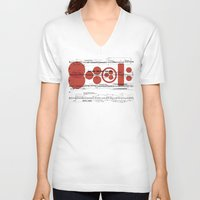 sia V-neck T-shirts featuring lasciate sia by design district