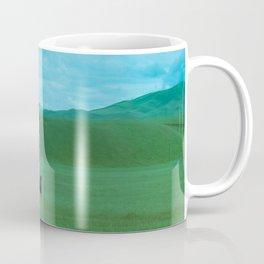 Keeping Distance Coffee Mug