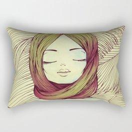 A Primeira Rectangular Pillow