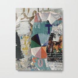 Berlin Posters-Colorwheel Metal Print