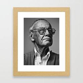 Stan Framed Art Print