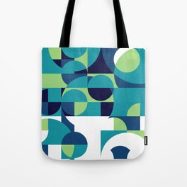 RainyDay Pattern Tote Bag