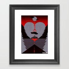 The Killing Poster Framed Art Print
