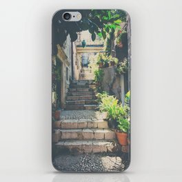 the prettiest of stairs ... iPhone Skin