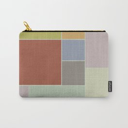 Nordic Geometry No. 1 Carry-All Pouch