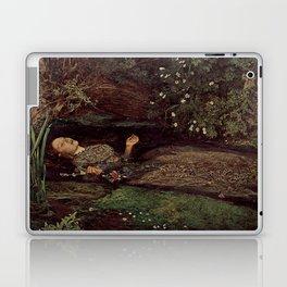 John Everett Millais, Ofelia Laptop & iPad Skin