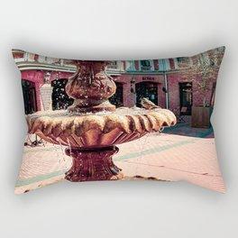 Water for hot summer days Rectangular Pillow