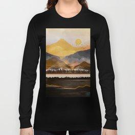 Pure Wilderness at Dusk Long Sleeve T-shirt