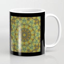 Jewelled Sunflower Splendor Coffee Mug