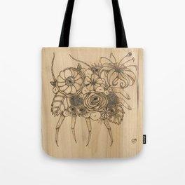 Sand Flea Tote Bag