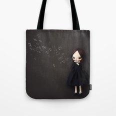 Blow bubbles Tote Bag