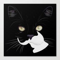 Louis The Cat Canvas Print