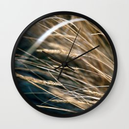 Just A Blade Wall Clock
