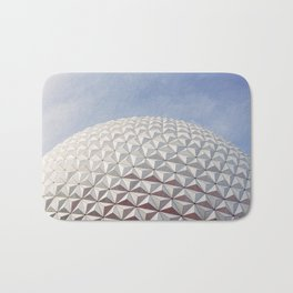 Epcot Landmark Bath Mat