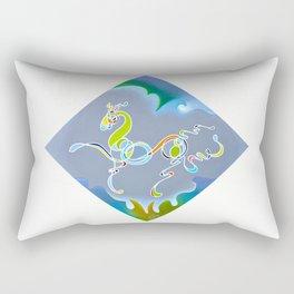 My Neigh-bor Rectangular Pillow