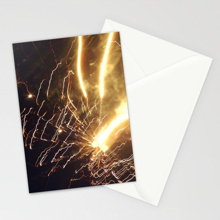 Firework- 2 Stationery Cards