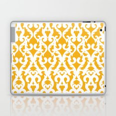 Modern Baroque Yellow Laptop & iPad Skin