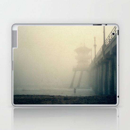 Morning Fog Laptop & iPad Skin