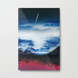 Escape is what i want Metal Print