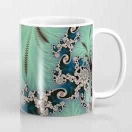 Azure - Fractal Art Coffee Mug
