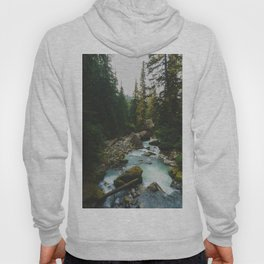 White Chuck River - Pacific Crest Trail, Washington Hoody