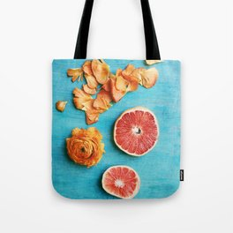 She Made Her Own Sunshine Tote Bag
