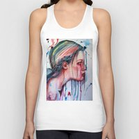 agnes Tank Tops featuring The Redemption of Agnes McFee (VIDEO IN DESCRIPTION!) by Olga Noes