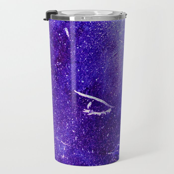 Space lips Travel Mug