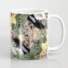 Wildlife Kaleidoscope Coffee Mug