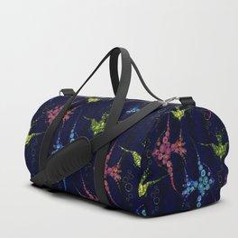 Poetic Hands Duffle Bag