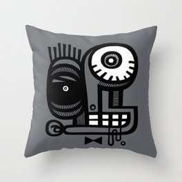 Of Course You Can Trust Me Throw Pillow
