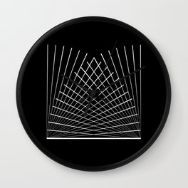 M from 36 Days of Type   2016 Wall Clock