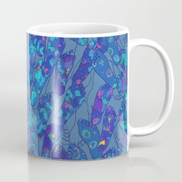 Foot Traffic [Foot Prints] Coffee Mug