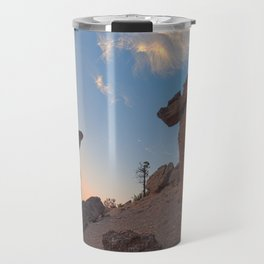 Balancing Rocks Travel Mug