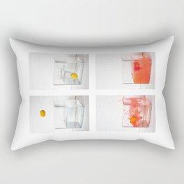 Capturing a motion sequence Rectangular Pillow
