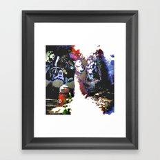 Belton M. Framed Art Print