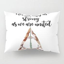 United together Pillow Sham