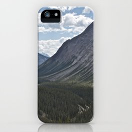 The Valley iPhone Case