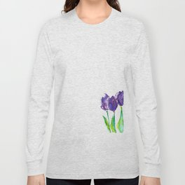 flower X Long Sleeve T-shirt
