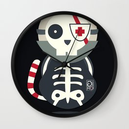 Scat Wall Clock