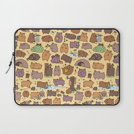 Beary Cute Bears Laptop Sleeve
