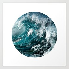 Water 5 Art Print