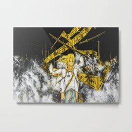 Soul Eater Metal Print