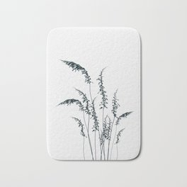 Wild grasses Badematte