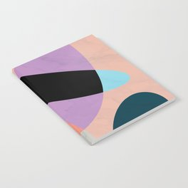 fashion colors Notebook