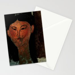 """Amedeo Modigliani """"Beatrice Hastings"""" (1915) Stationery Cards"""
