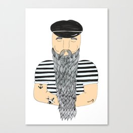 Sailor. Canvas Print