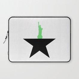 NYC Lady Liberty Hamilton Werk Schuyler Sisters Laptop Sleeve