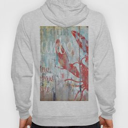 New Orleans Gumbo Sign Hoody