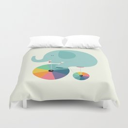 Beautiful Ride Duvet Cover